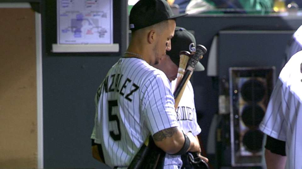 CarGo leaves game early
