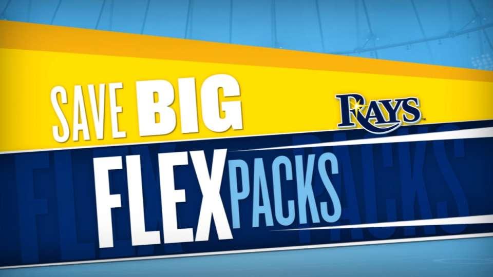 Rays Flex Packs
