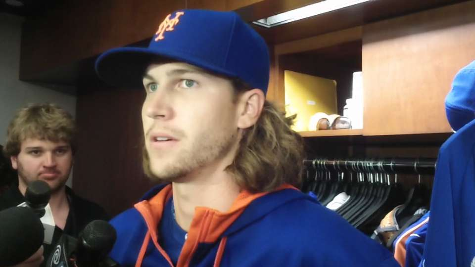 Mets on loss to Dodgers