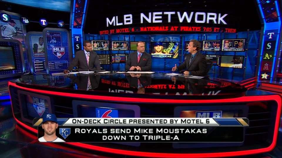 MLB Tonight: Moustakas