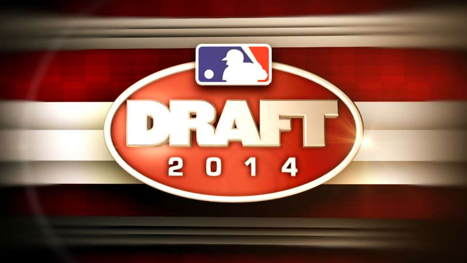 '14 Draft: Donald Peters, OF
