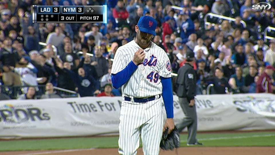 Niese's solid start