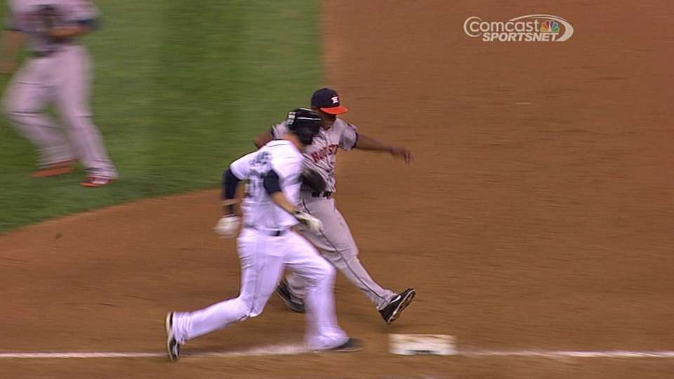 Call confirmed in the 7th