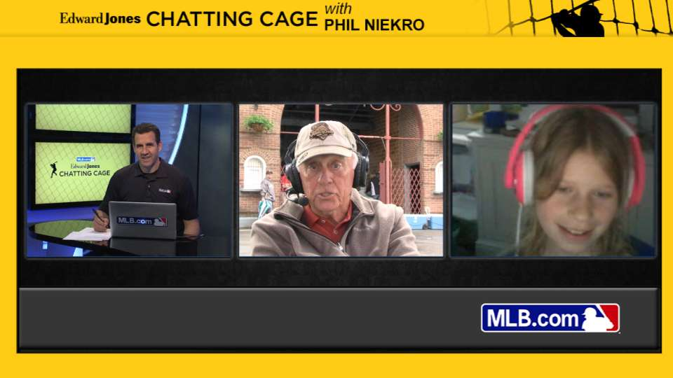 Chatting Cage: Niekro