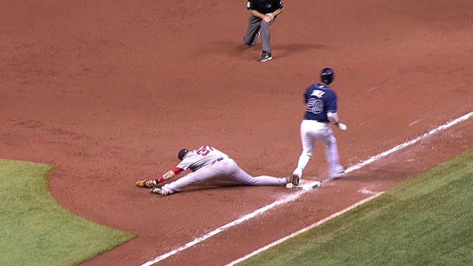 Holt's great play