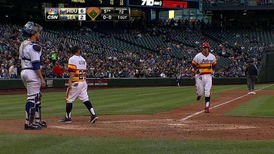 Springer's second two-run homer