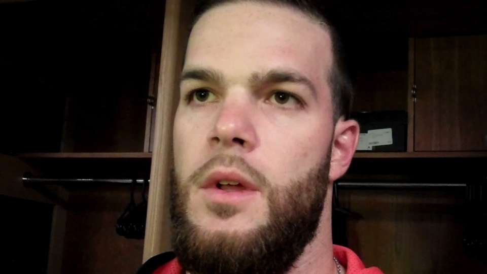 Astros discuss win over Mariners