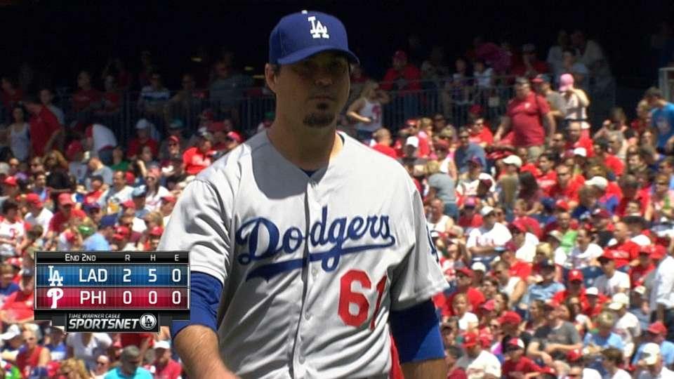 Beckett's second inning