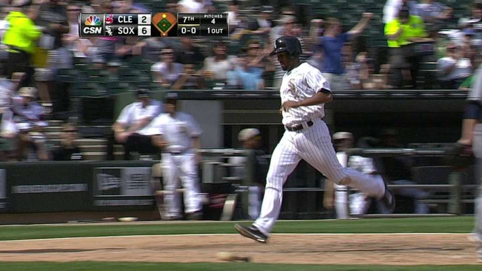 Gillaspie's RBI double