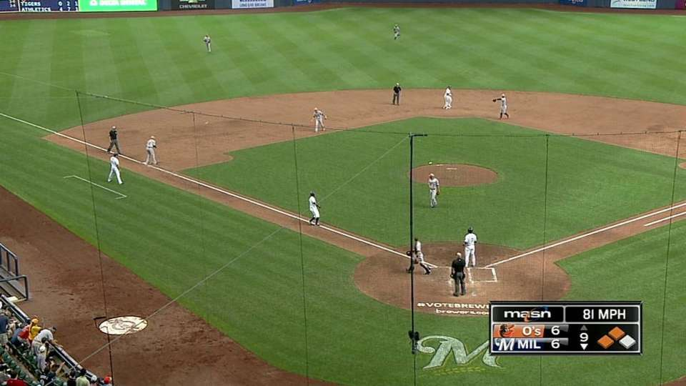 Orioles turn two to stay alive