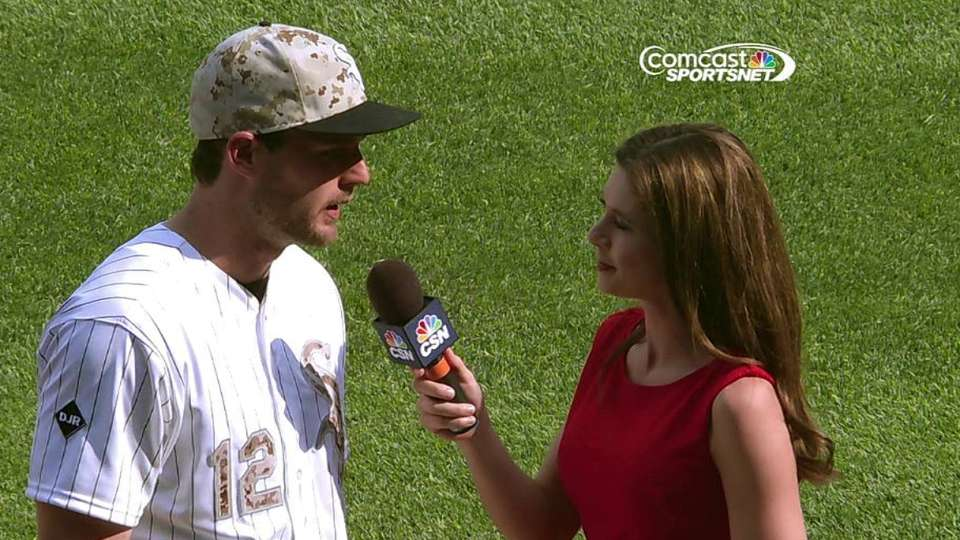 Gillaspie on big game at dish