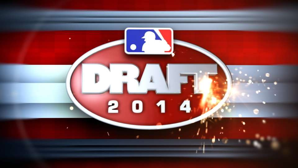 Clubs name 2014 MLB Draft reps