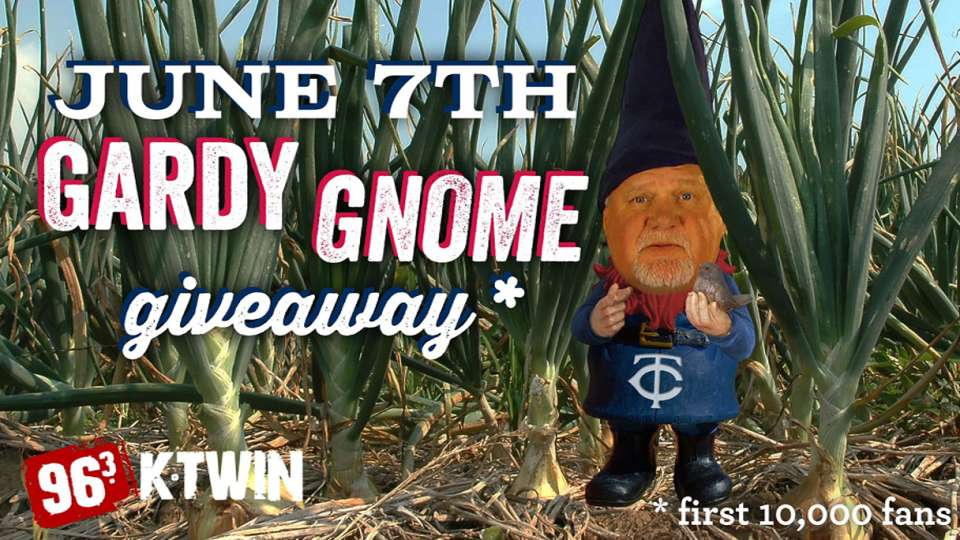 Gardy Gnome giveaway