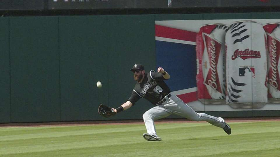 Blackmon's running catch