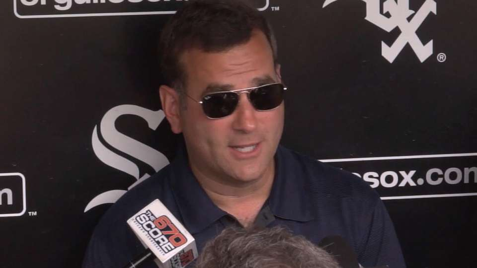Hahn on possible moves for Sox