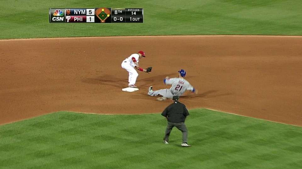 Byrd gets the forceout
