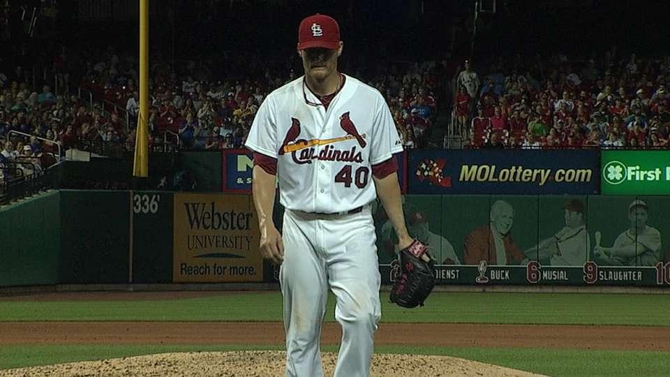 Miller's seven-plus innings