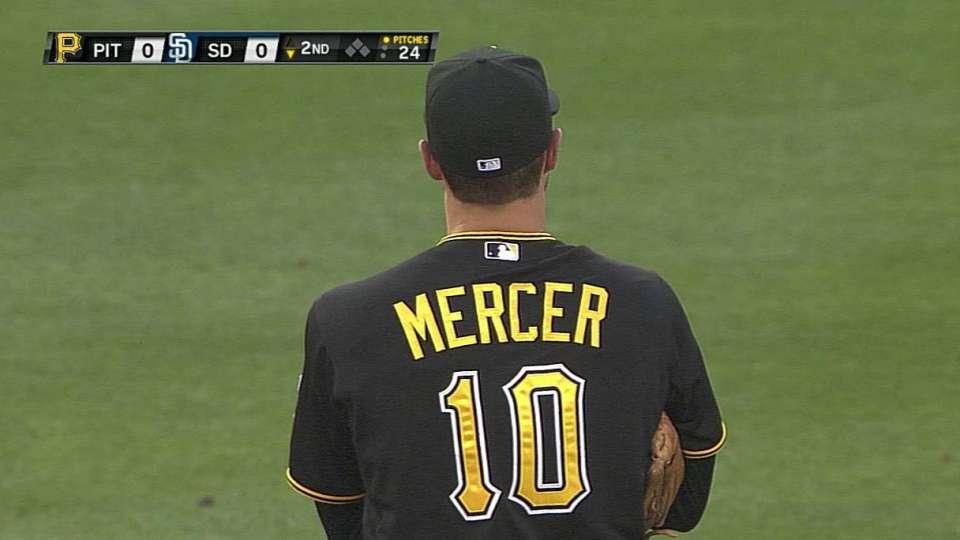 Mercer's sharp snag