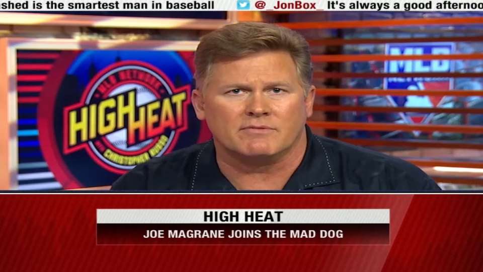 High Heat: Joe Magrane