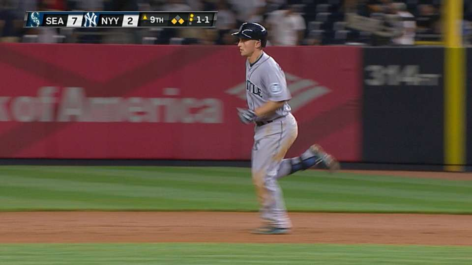 Seager's four-hit game
