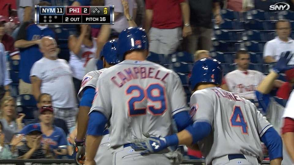 Mets' six-run 9th inning