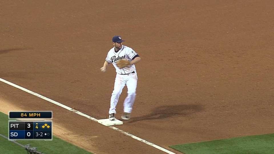 Headley's inning-ending DP