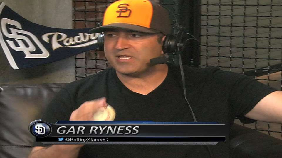 Gar Ryness on Padres Social Hour