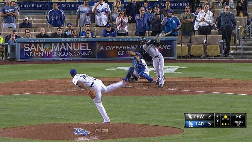 Jansen strikes out the side