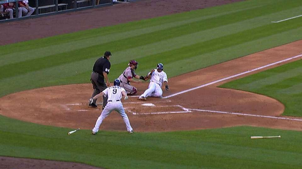 Safe call overturned in 2nd