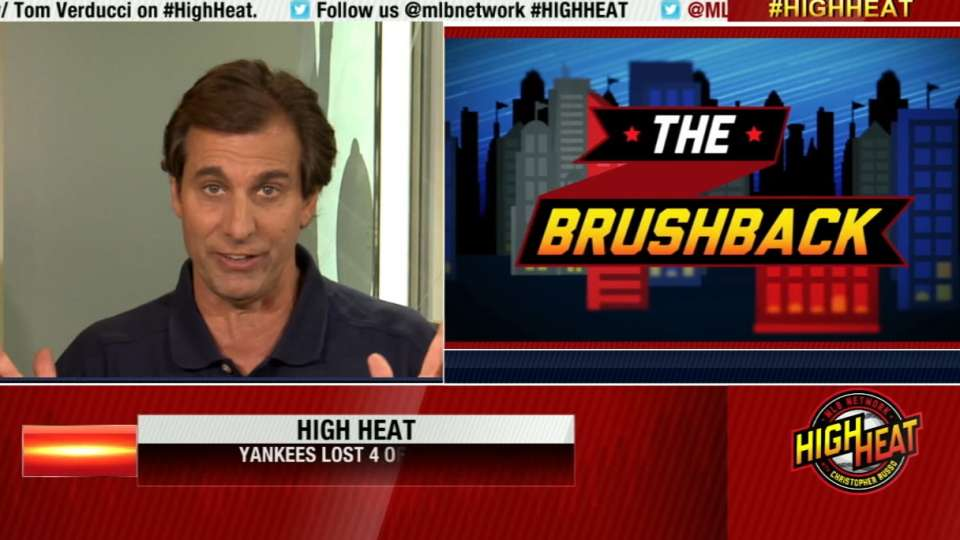 High Heat: The Brushback