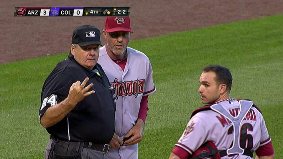 Umps review count in 4th
