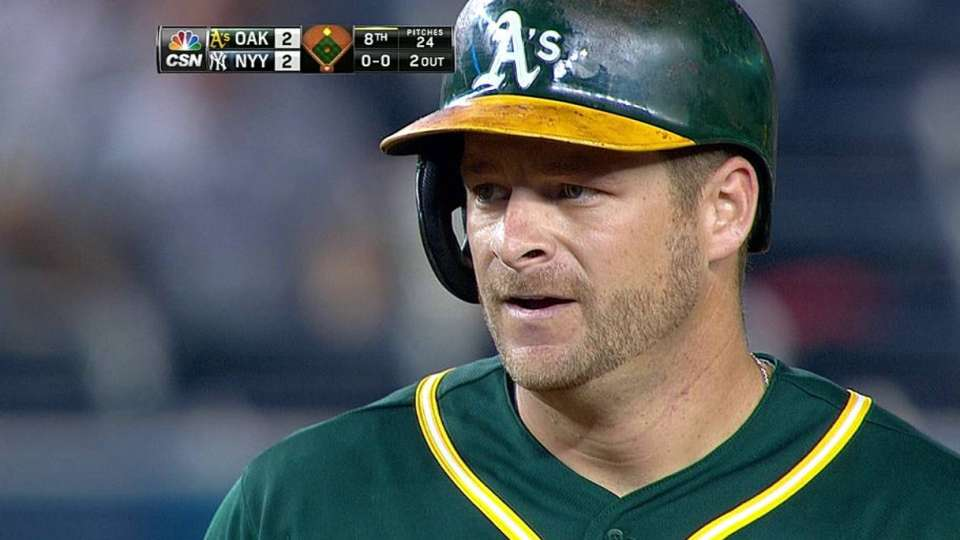 Vogt's game-tying double