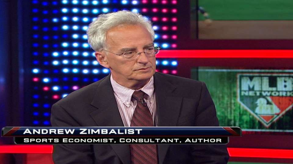 MLB Now: Andrew Zimbalist