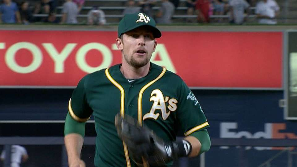 Lowrie sends game to extras