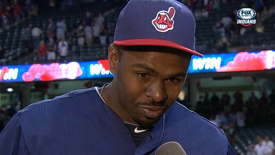 Bourn discusses go-ahead double