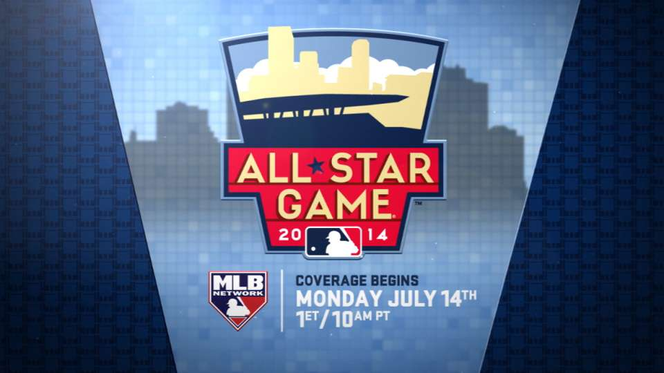 Catch the ASG on MLB Network