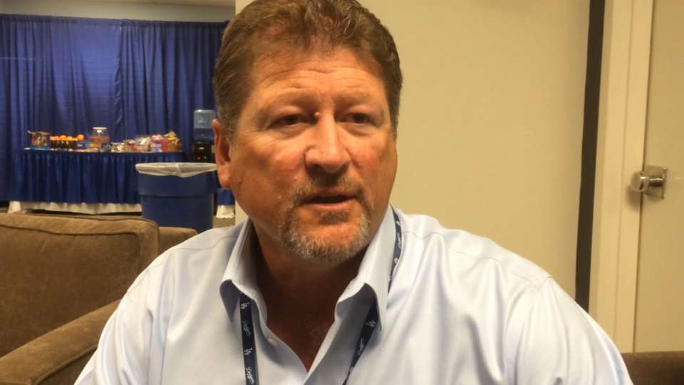 White on Dodgers' Draft strategy