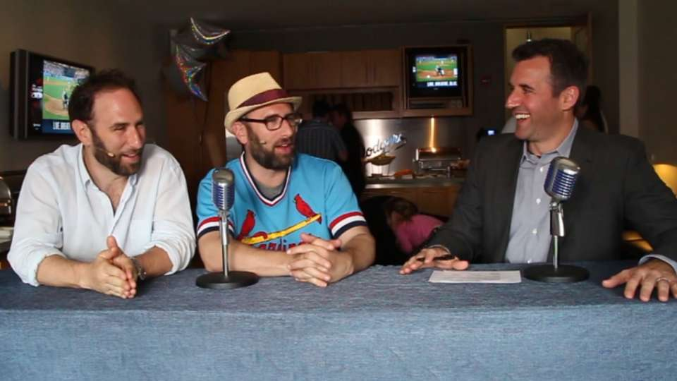 The Sklar Brothers join EWC