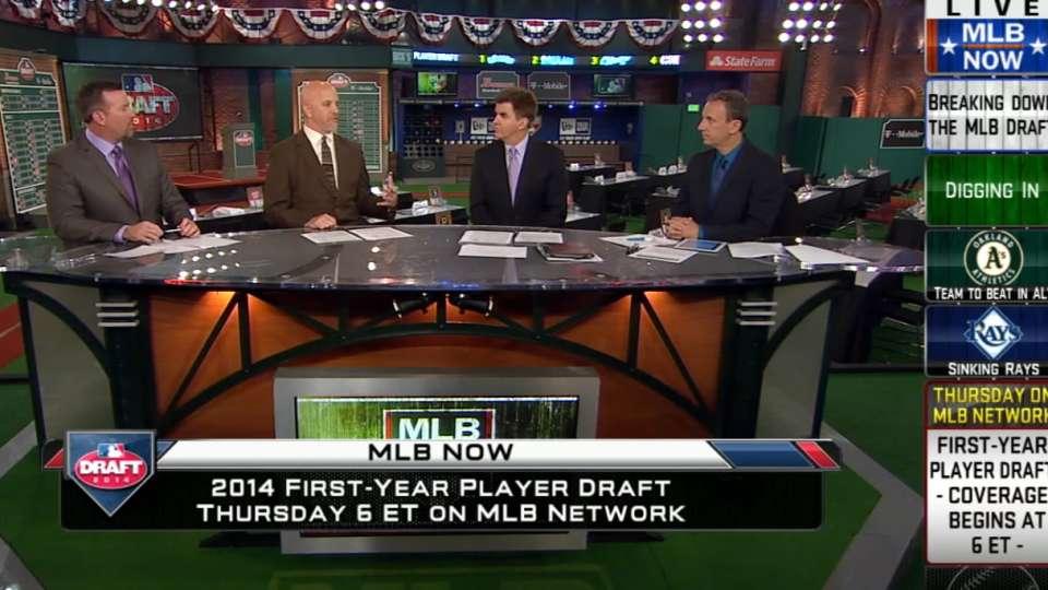 MLB Now: Jonathan Mayo