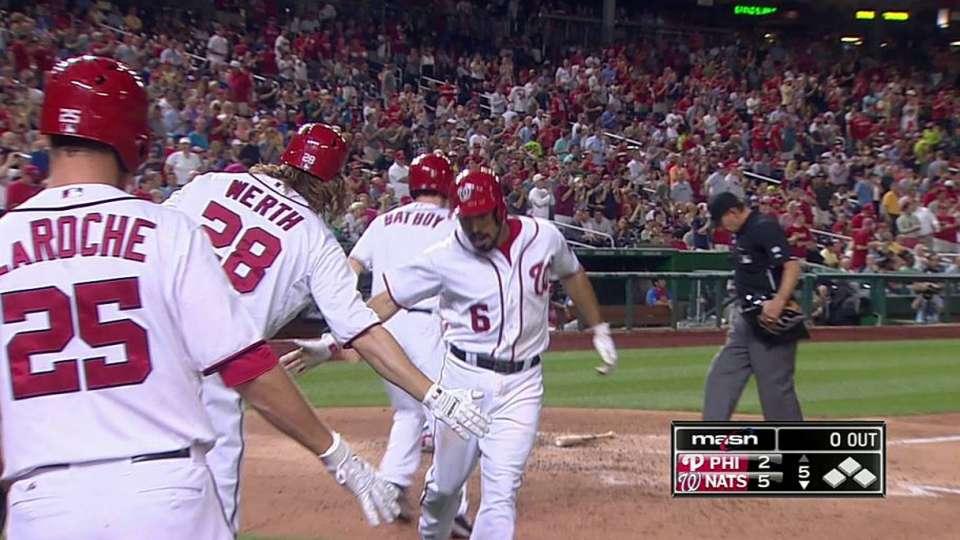 Rendon's solo home run