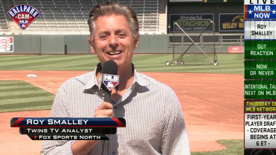 MLB Now: Roy Smalley