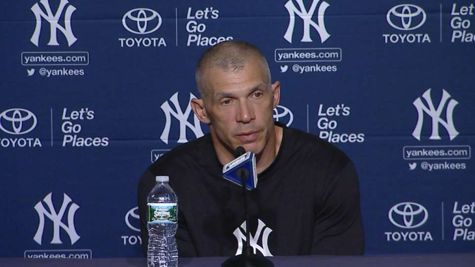 Girardi on loss, Zimmer