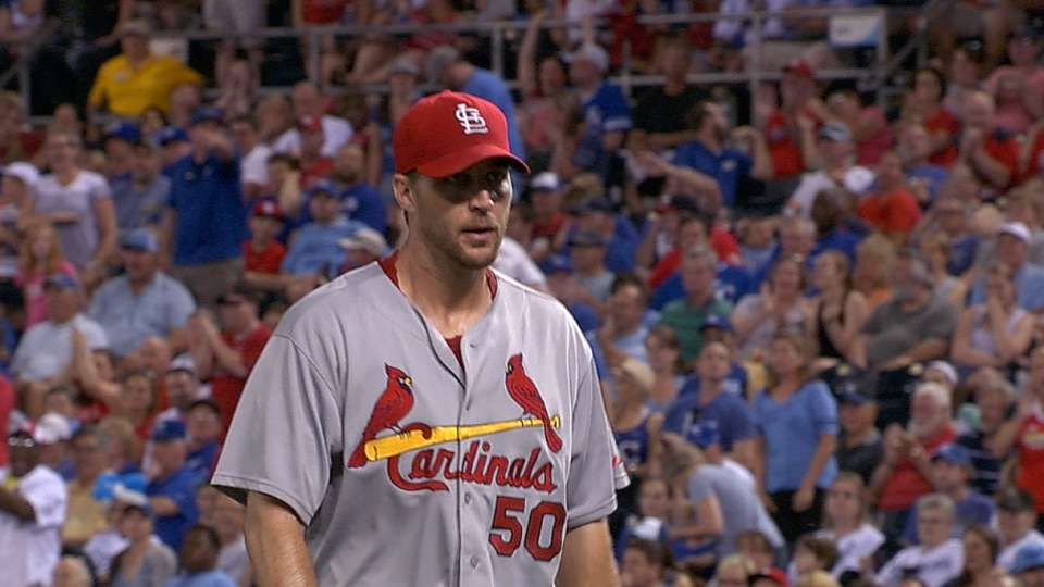 Wainwright's impressive outing