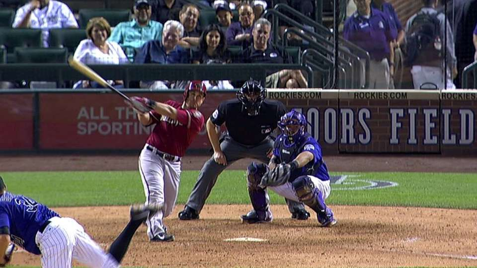 Montero's three-run homer