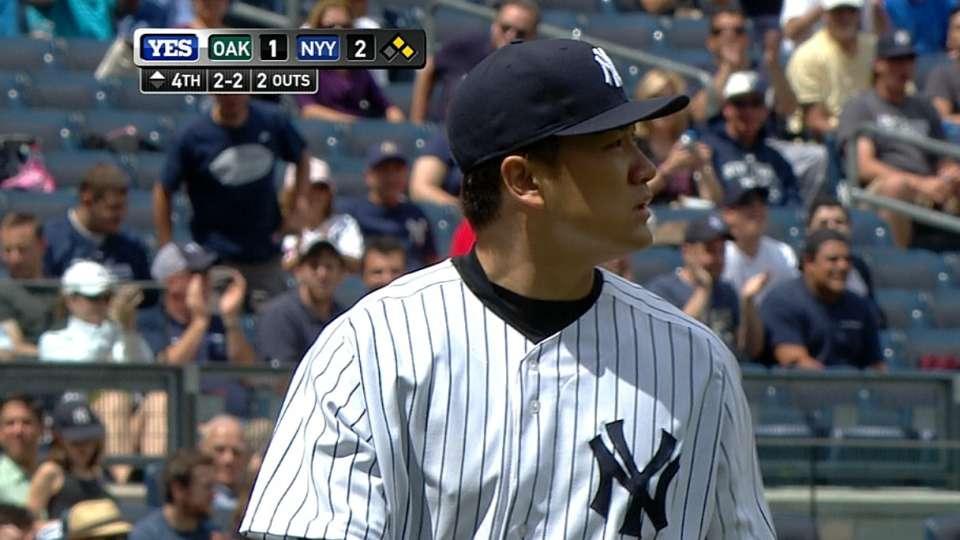 Tanaka improves to 9-1