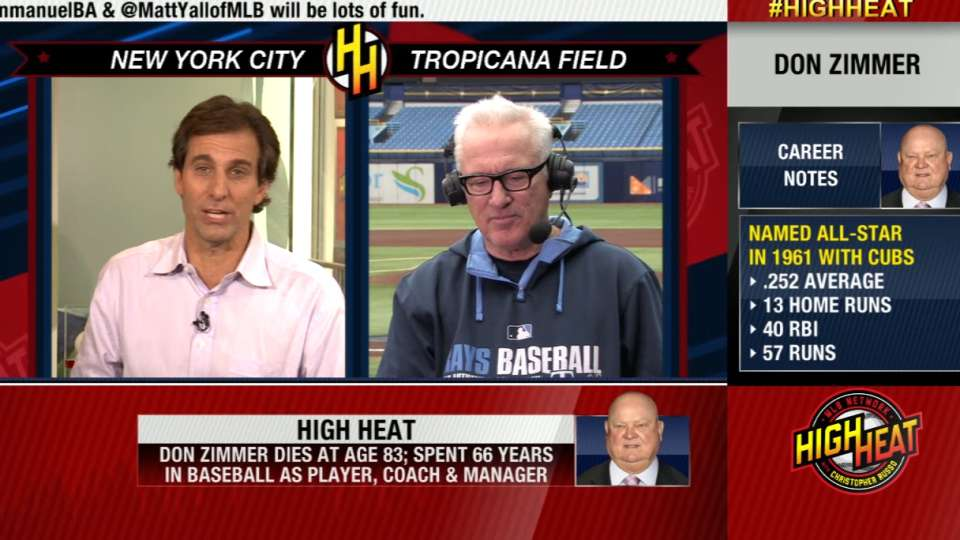 High Heat: Joe Maddon