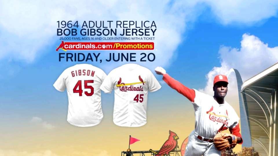 Bob Gibson Replica Jersey