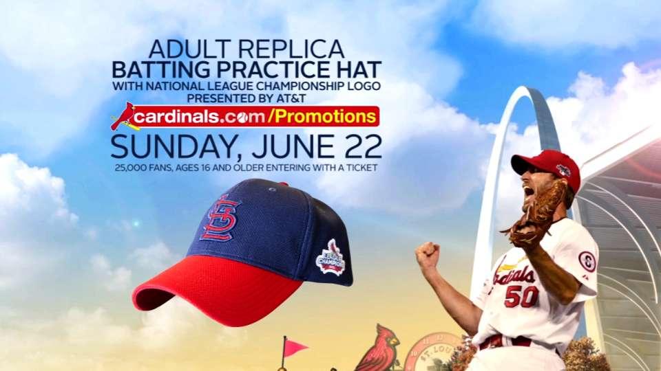 Batting Practice Hat Giveaway