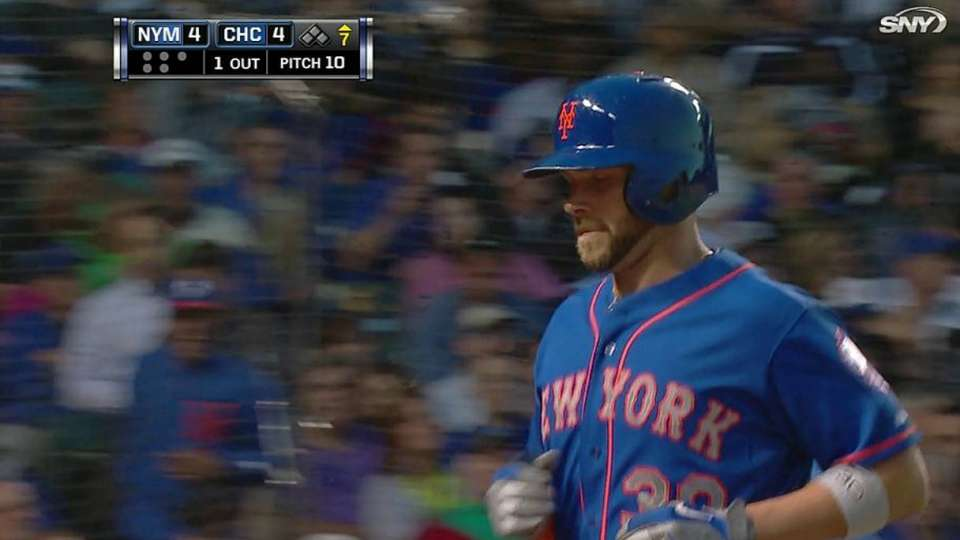 Brown's game-tying homer