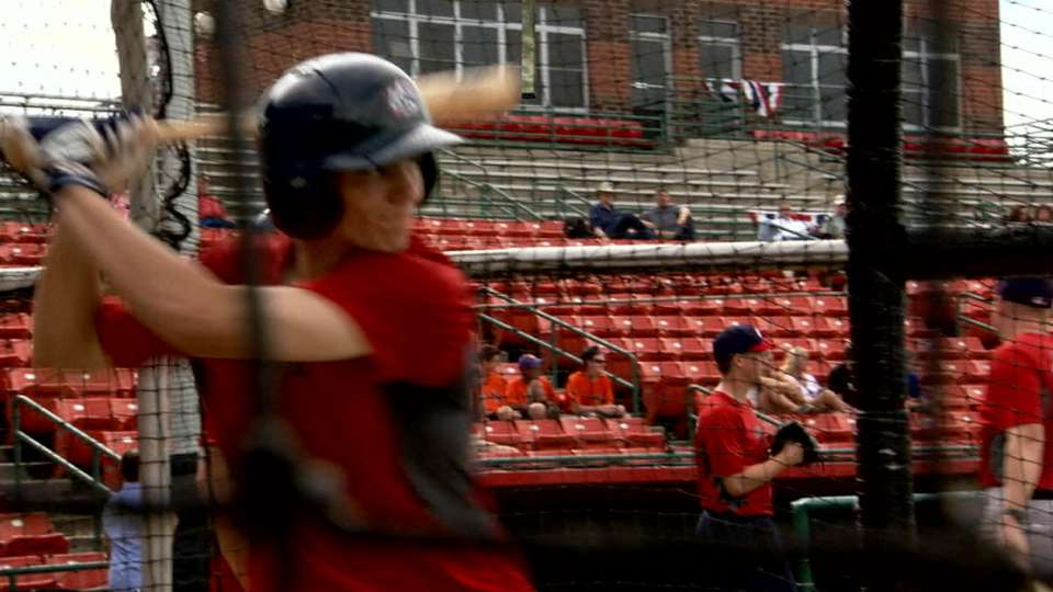 Padres draft SS Turner No. 13